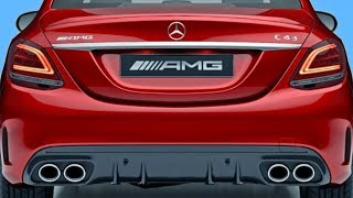 Mercedes C 43 AMG (2019) Ready to fight Audi S4