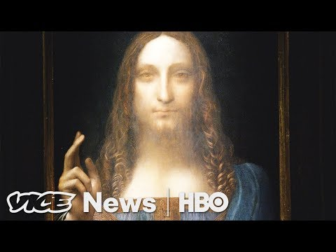 What Made The Da Vinci Painting Worth 450 Million HBO