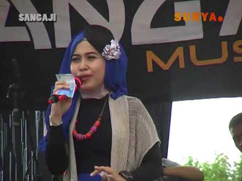 "SANG AJI MUSIK edisi Pinggir Rawa "" Selimut Biru Voc.  Selvy Anggraeni"
