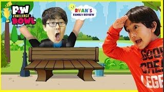 Ryan's Family Review VS EvanTubeHD - ROBLOX Hide N Seek - pocket.watch Challenge Bowl 2018