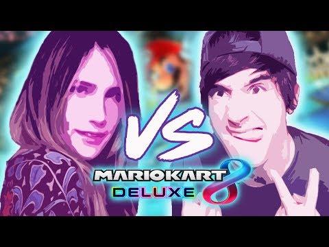 Xxx Mp4 LUZU VS LANA En MarioKart De Nintendo Switch 3gp Sex