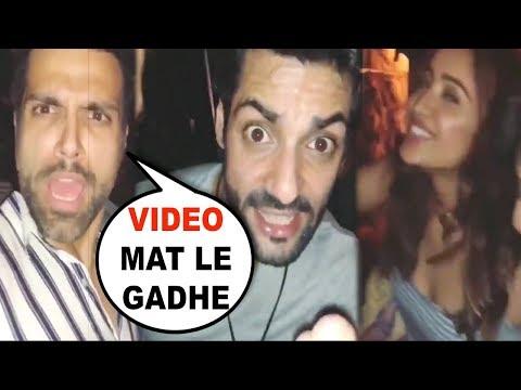 Xxx Mp4 Rithik Dhanjani Asha Negi And Karan Wahi DRUNK Dance In Club LEAKED VIDEO 3gp Sex