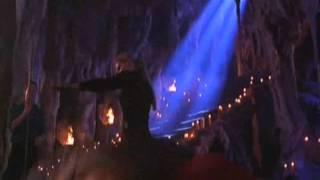 Mortal Kombat (1995) - Liu Kang, Johnny Cage and Sonya vs Ninjas