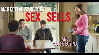 Funny Commercials Marketing Strategy: Sexy Women