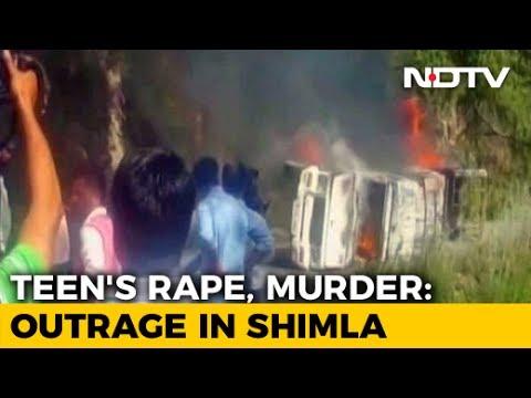 Xxx Mp4 Shimla Erupts In Fury After Suspect In Schoolgirl S Gang Rape Is Killed 3gp Sex