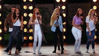 The X Factor UK 2015 S12E08 Bootcamp Day 1 Group 11 Challenge