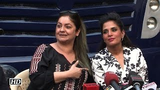 Pooja Bhatt REVEALS Shocking Truth About Richa Chadha | Cabaret