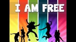 I Am Free (lyrics) - Newsboys   LifeKids Worship