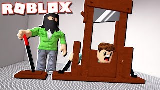 ROBLOX DEATH MACHINE SIMULATOR!