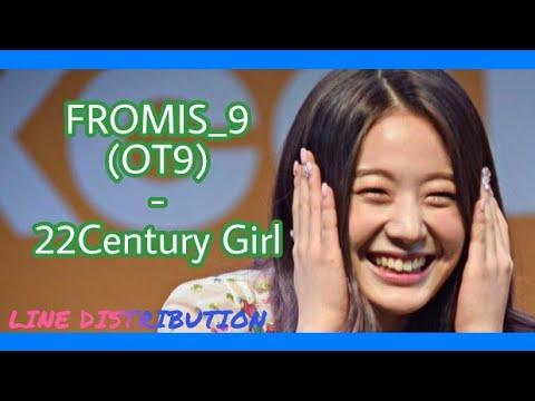 Xxx Mp4 FROMIS 9 프로미스나인 22Century Girl 22세기 소녀 OT9 With Gyuri Line Distribution 3gp Sex