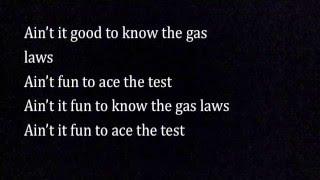 Gas Laws Parody