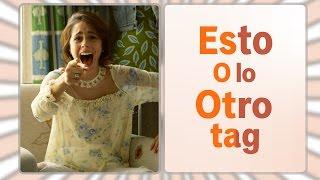 Esto o lo Otro (This or That) Tag #TiniYoutube | TINI
