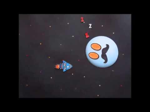 Viaje espacial. Animación para el aula