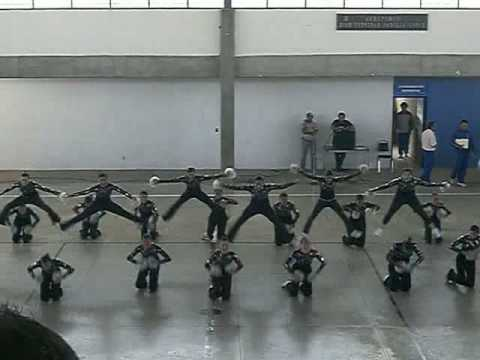 Tabla Ritmica Dance Factory Prepa 9 UDG Noviembre 15 2008