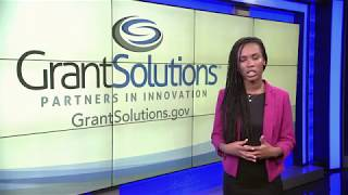 """The OA Minute, Episode 3, """"GrantSolutions Center of Excellence."""""""