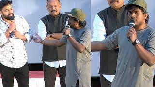 Yuvan Shankar Raja Joins Venkat prabhu Party on Stage | Shiva | Sathyaraj