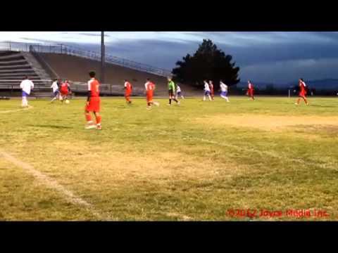 20121204 Rosamond Vs Little Rock Varsity Boys Soccer 93560