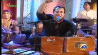 Rahat Fateh Ali Khan - Yeh Jo Halka Halka Suroor Hai - A Live Concert