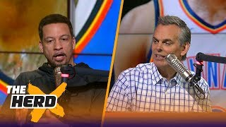 Chris Broussard talks Thunder and Celtics after Tuesday