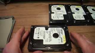 DIY How to: a successful data recovery from clicking hard drive. Recover your files Yourself