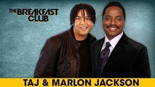 Taj And Marlon Jackson Speak Out Against 'Leaving Neverland' Documentary