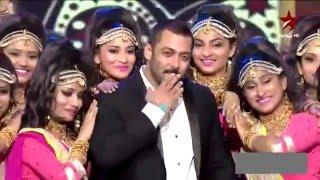 Salman Khan LIVE at BSEA 2015
