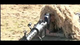Istiglal IST-14.5 anti-materiel rifle (Azerbaijan army exercise)