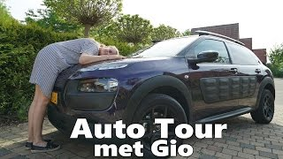 DE NIEUWE AUTO TOUR! GEKREGEN VAN GIO!