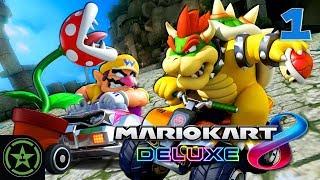 Let's Play - Mario Kart 8 Deluxe: Race 1