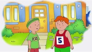 ᴴᴰ BEST ✓ Caillou 519 - Helping Mrs. Howard//Caillou