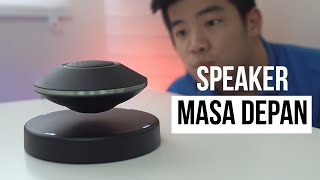 YOU HAD ME AT HELLO! 5DX SUPER GRAVITY Floating Bluetooth Speaker Indonesia!
