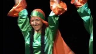 Nubijski Ples.avi