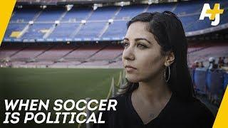 Barca vs. Real Madrid: How Soccer Is Politics In Spain | Direct From With Dena Takruri - AJ+