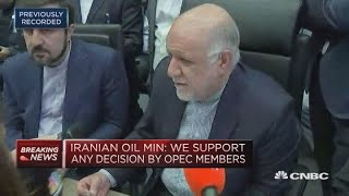 It's not Iran's responsibility to manage the oil glut: Iran minister says | Street Signs Europe