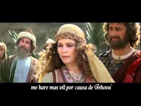 LA DANZA DEL REY DAVID REMOLINEANDO VIDEO ORIGINAL