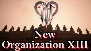 25 Days of Kingdom Hearts 3 – New Organization 13   HMK
