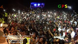 Concert de Davido à Douala, Stanley Enow met le Feu.