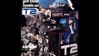 Arcade longplay - Terminator 2 judgment day