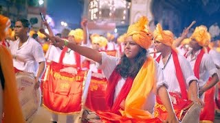Nadbrahma Dhol Tasha Pathak Pune 2016