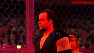 WWE '13 - Bad Blood: Shawn Michaels vs. The Undertaker - Hell in a Cell