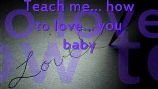 Musiq Soulchild - Teach Me How to Love {With Lyrics}