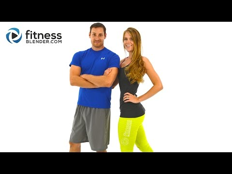 Day 1 Fitness Blender s 5 Day Workout Challenge to Burn Fat & Build Lean Muscle