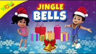 Jingle Bells Christmas Song for Kids   Hindi Songs for Children   Vir   WowKidz