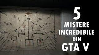 Top 5 Mistere INCREDIBILE din GTA 5