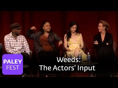 Weeds The Actors Input Paley Center