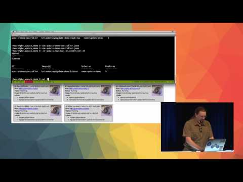[DevFest Nantes 2014] Scaling clusters declaratively with Kubernetes and Docker realisation