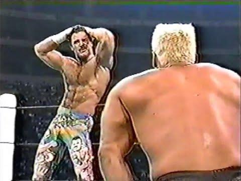 Match that ended Ravishing Rick Rude's in-ring career