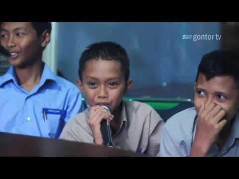 Suara Gontor Bersama Nasyid Kelas 1 2017 Part 3