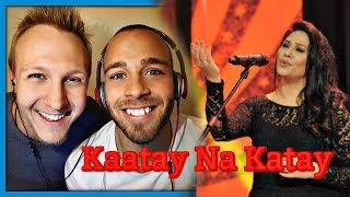 Aima Baig Humera Arshad, Rachel Viccaji Kaatay Na Katay Coke Studio Season 10 Ep 6 | Reaction by RnJ