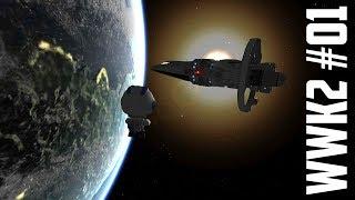 World War K 2 #01 The Signal [Cine] - Kerbal Space Program with Mods